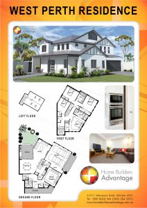 Triple storey and loft home undercroft designs for Loft home designs perth
